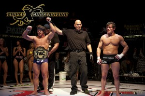 Cody Stamann Winning Gold over Ruben Baraiac